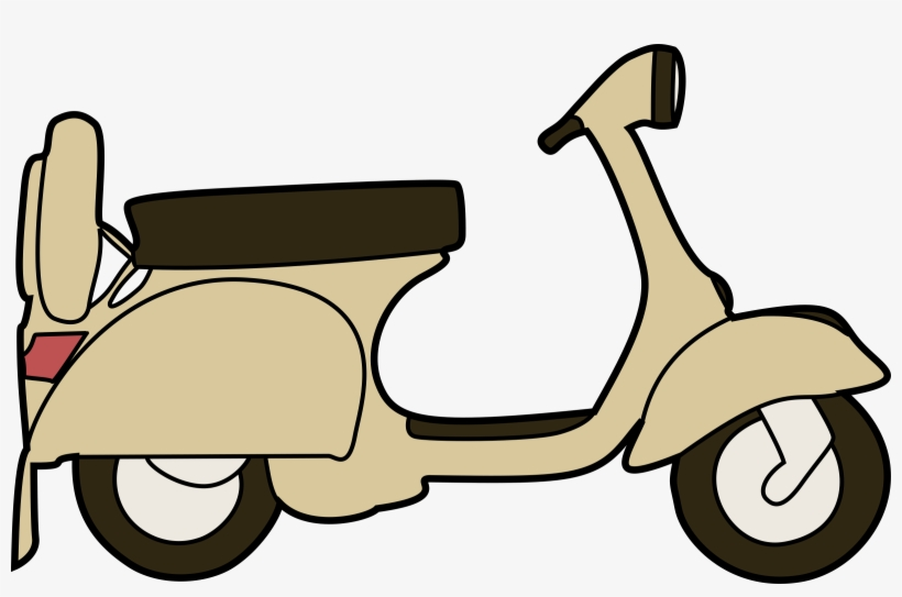 Vespa Vector Png Vespa Scooter Vector Clipart.