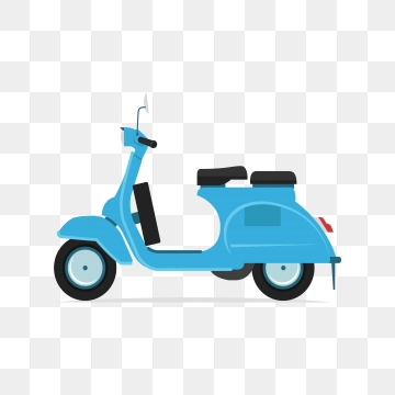 Scooter Png, Vector, PSD, and Clipart With Transparent.