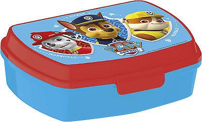 Nickelodeon Paw Patrol Hundestaffel Kinder Brotdose Vesper Box.