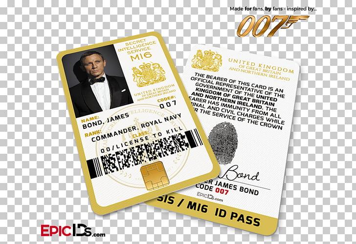 James Bond Film Series Vesper Secret Intelligence Service.