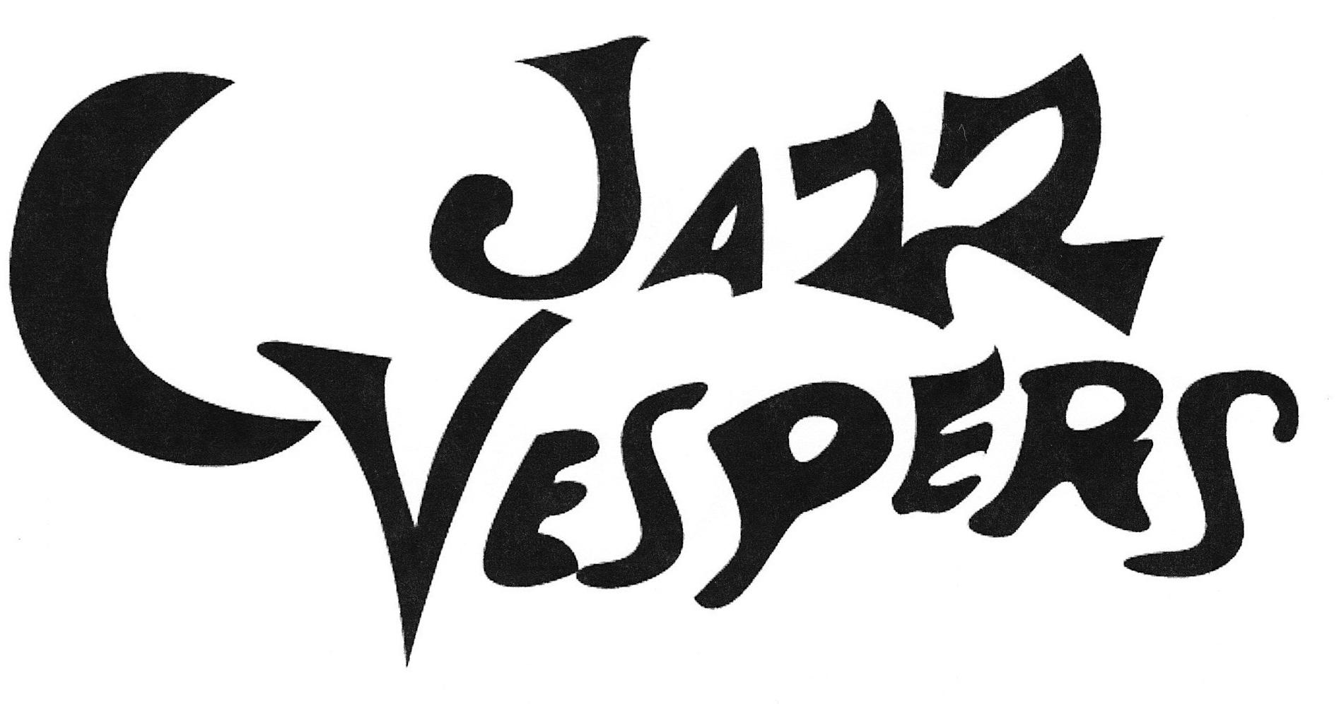 Jazz Vespers Clipart.