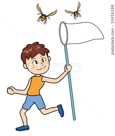 vespinae, bee, danger.