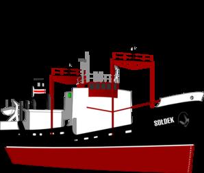 Vessel Clipart.