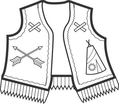 Free Vest Clipart Black And White, Download Free Clip Art.