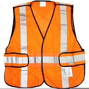High Visibility Vest Clipart.