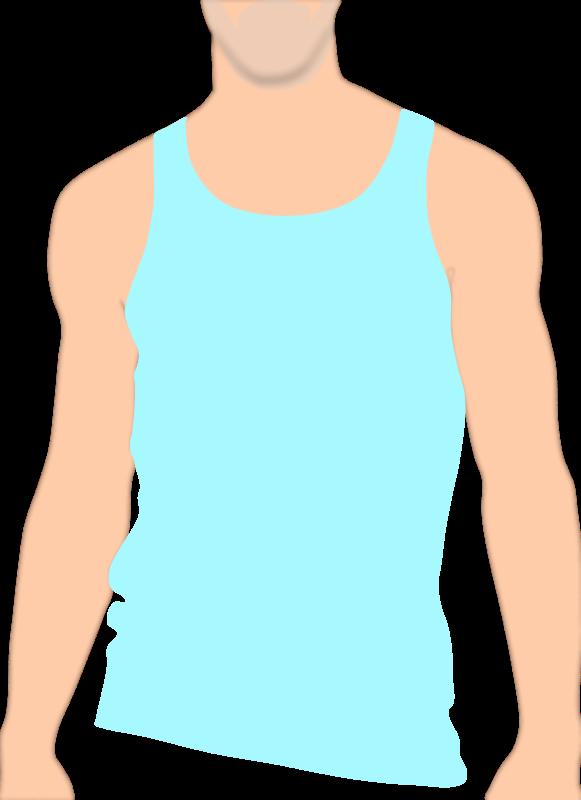 Free Clipart: Vest.