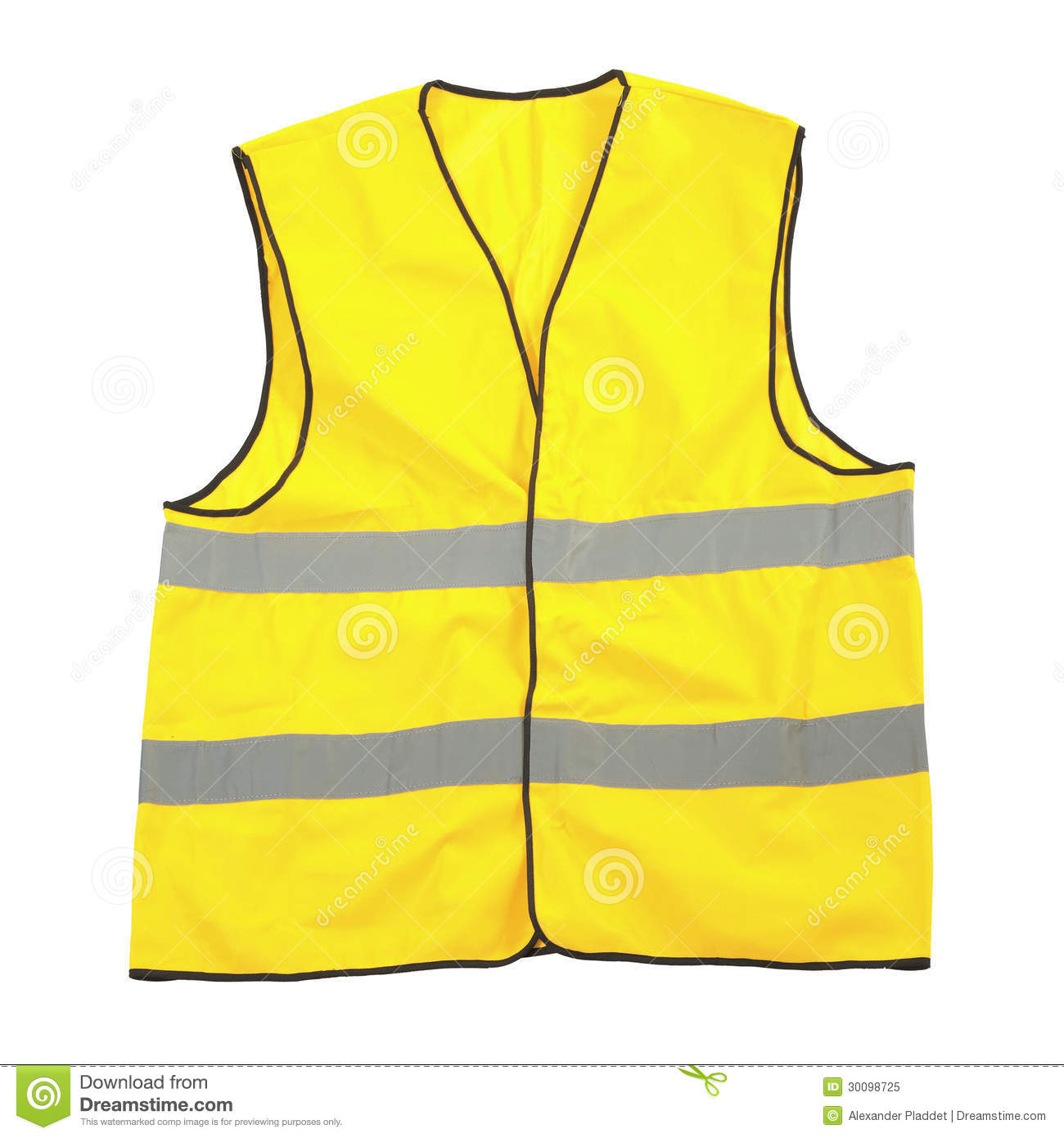 Safety vest clip art free.