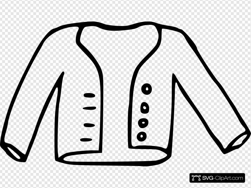 Vest Clip art, Icon and SVG.