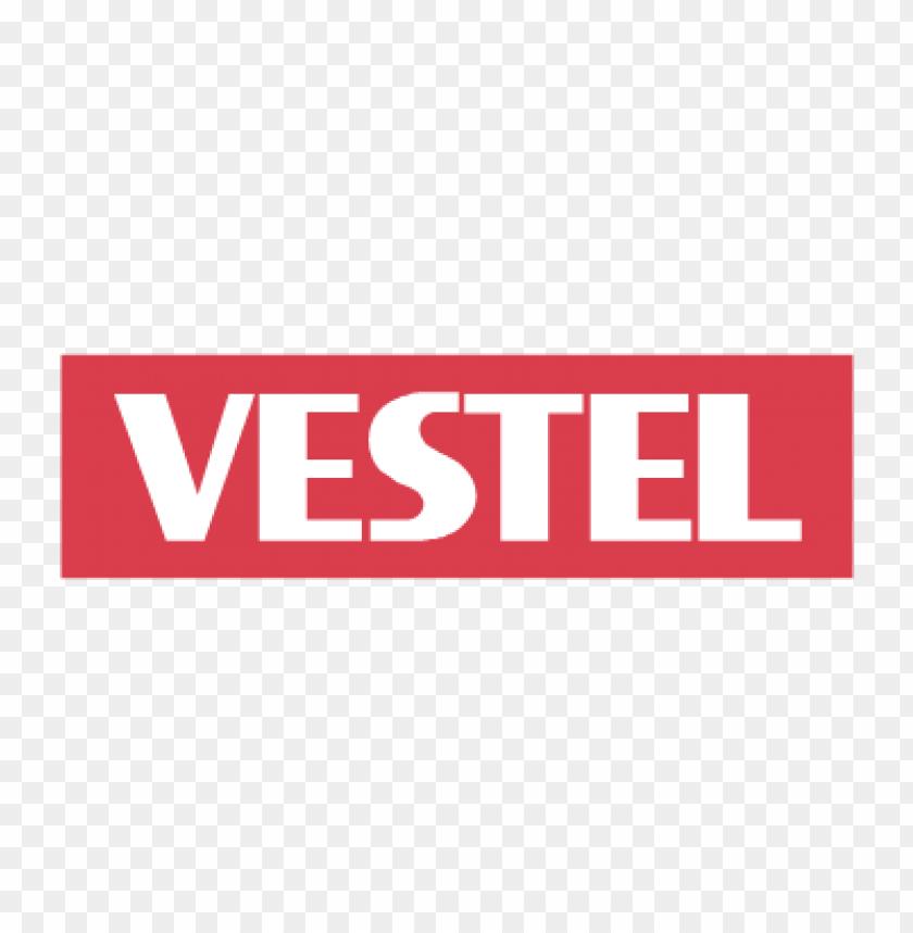 vestel (.eps) vector logo free.
