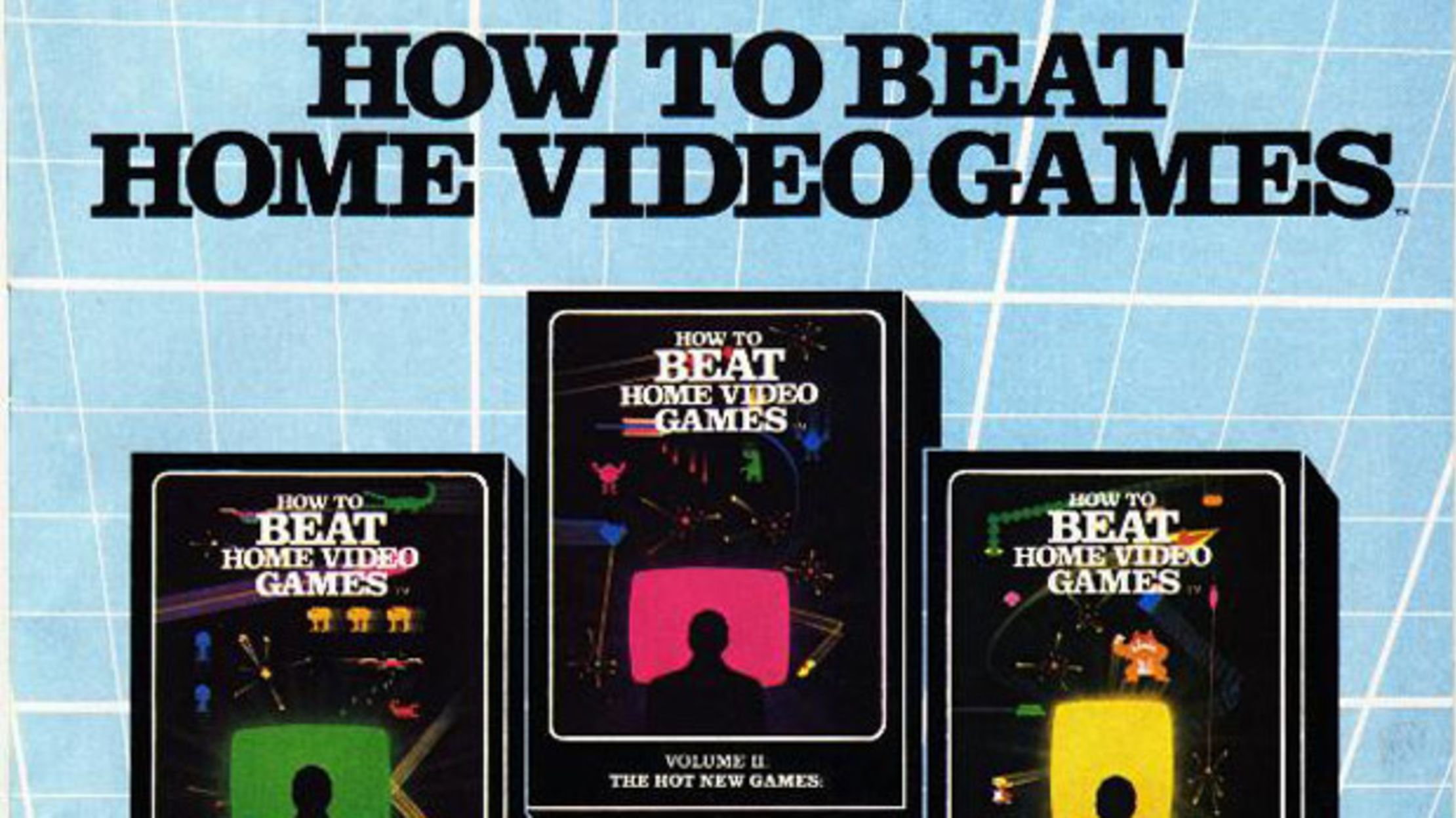 The Late Movies: How to Beat Home Video Games (in 1982.