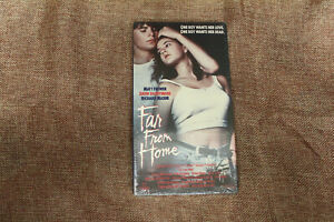 Details about Far From Home (NEW SEALED VHS 1989) Matt Frewer, Drew  Barrymore, Vestron Video.