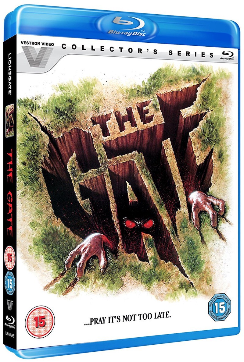 The Gate (1987) • Collector\'s Series Blu.