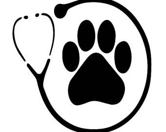 Paws clipart vet, Paws vet Transparent FREE for download on.