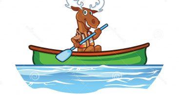 Cartoon Canoe Vector Archives.