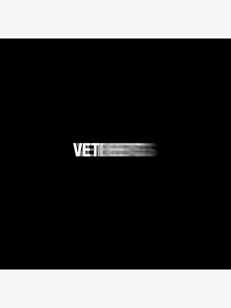 Vetements Motion Logo.