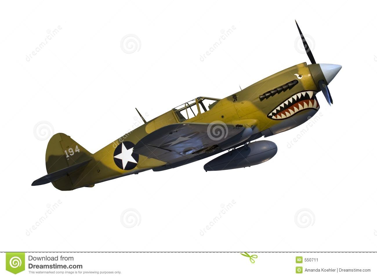 Warplane clipart.