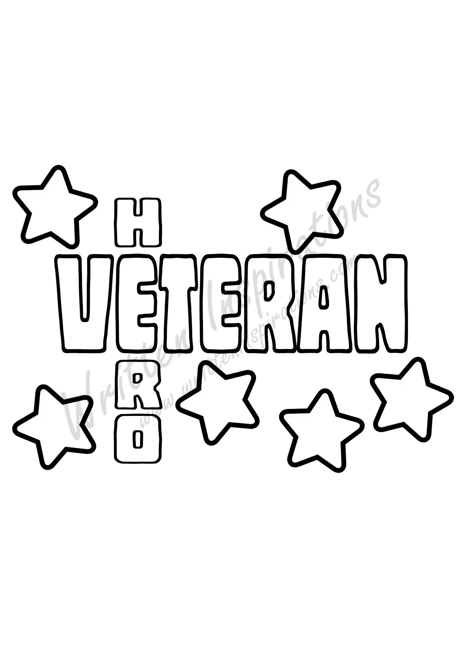 Veteran Hero.