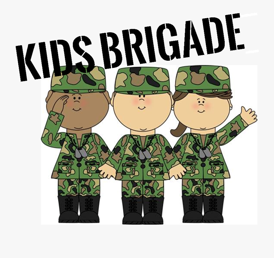 Military Clipart Camo Day.