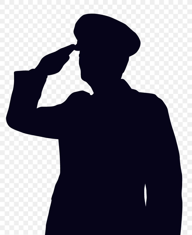 Soldier Salute Drawing Veteran Clip Art, PNG, 805x1001px.