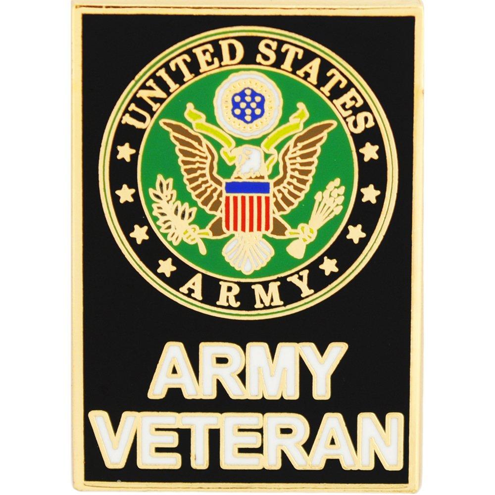 United States Army Veteran Large Pin.