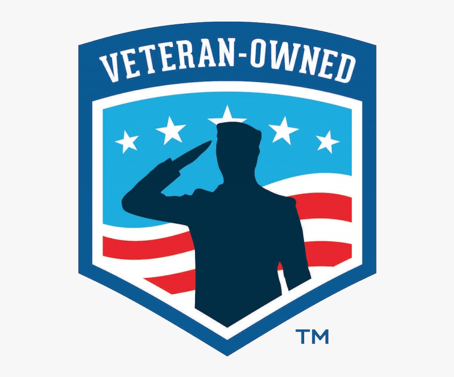 Veteran Owned And Operated Logo , Free Transparent Clipart.