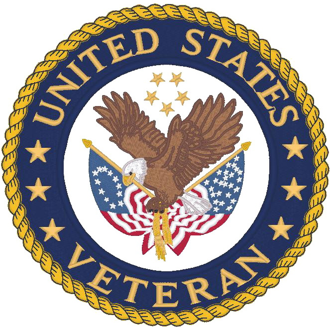 U.S. Veterans Affair Logo.