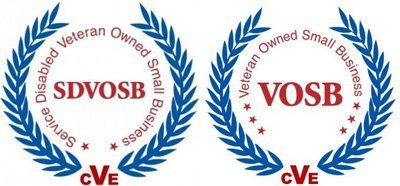 VetBiz and CVE Resources for SDVOSBs and VOSBs.