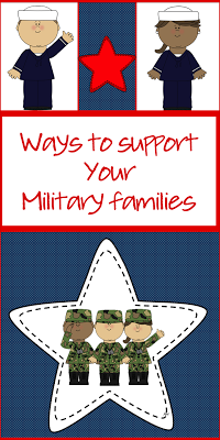 Support your military families.