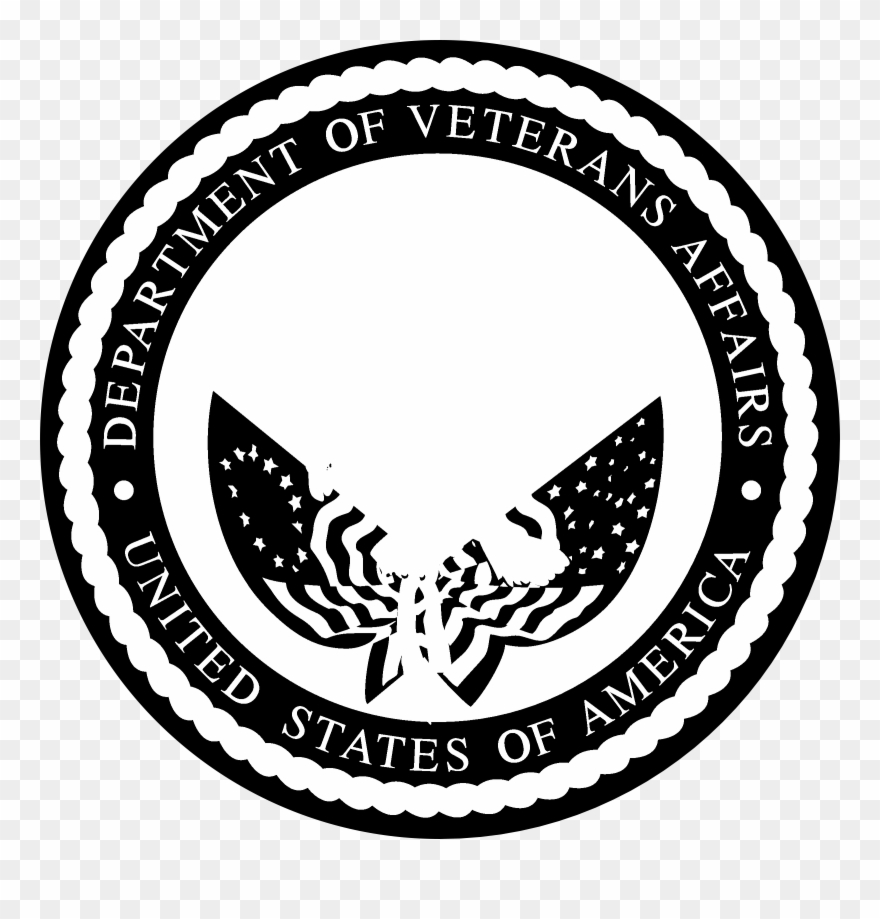 Us Department Of Veterans Affairs Logo Black And White.