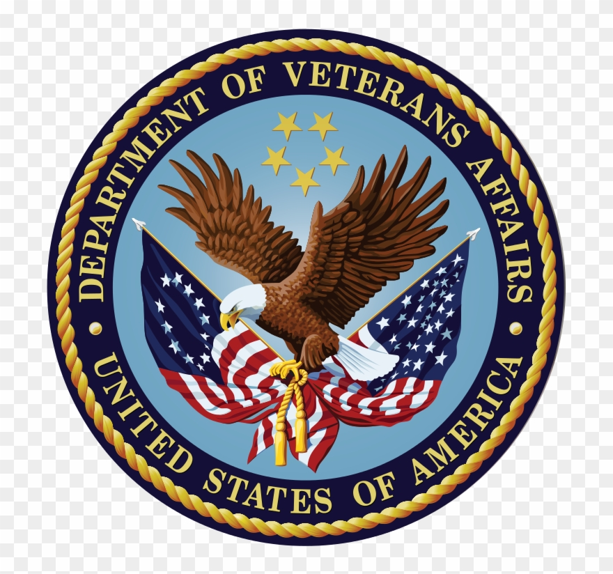 United States Department Of Veterans Affairs Emblems.