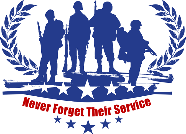 Veterans Day Cliparts, Happy Veterans Day Clip art 2018.
