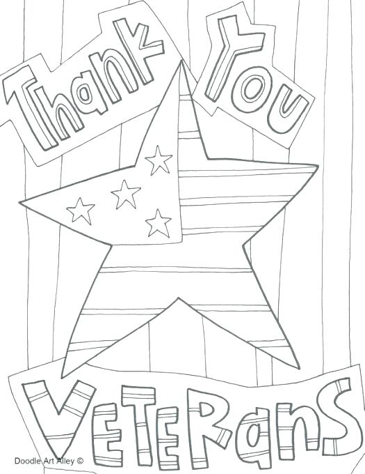 Veterans Day Coloring Pages For Kids at GetDrawings.com.