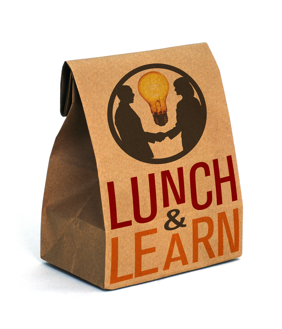 Lunch N Learn Clipart.