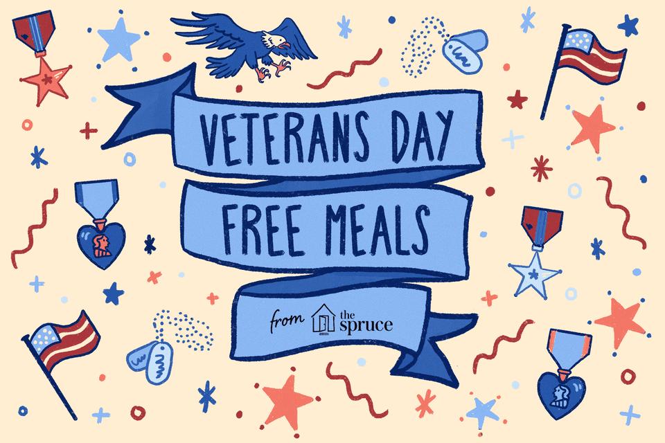 Restaurants Having Veterans Day Free Meals In 2020.