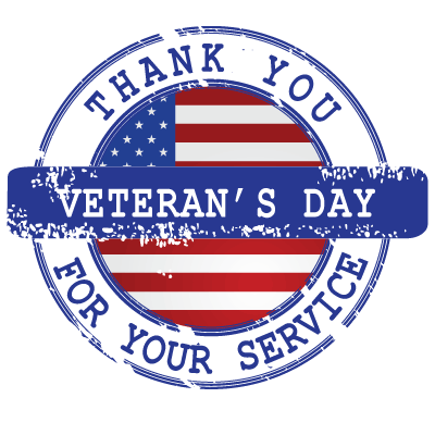 Thank you to all those who have unselfishly served and all.
