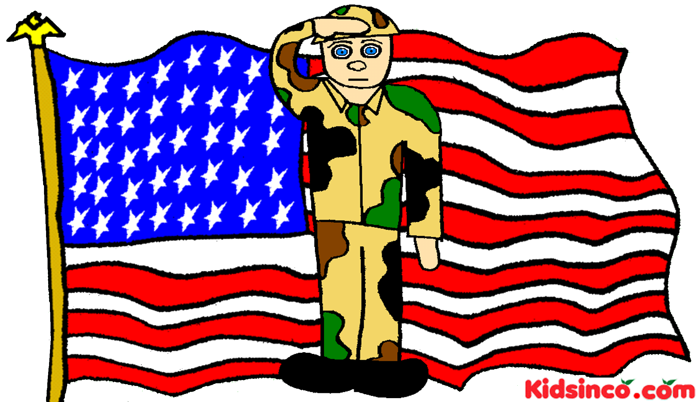 Veterans day clip art free downloads free 3.