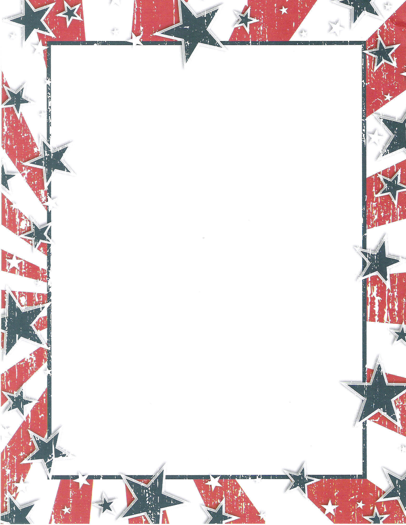 Memorial Day Borders Group with 20+ items.