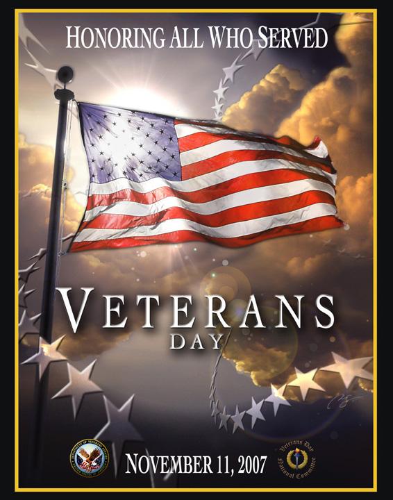 Christian Veterans Day Clipart.