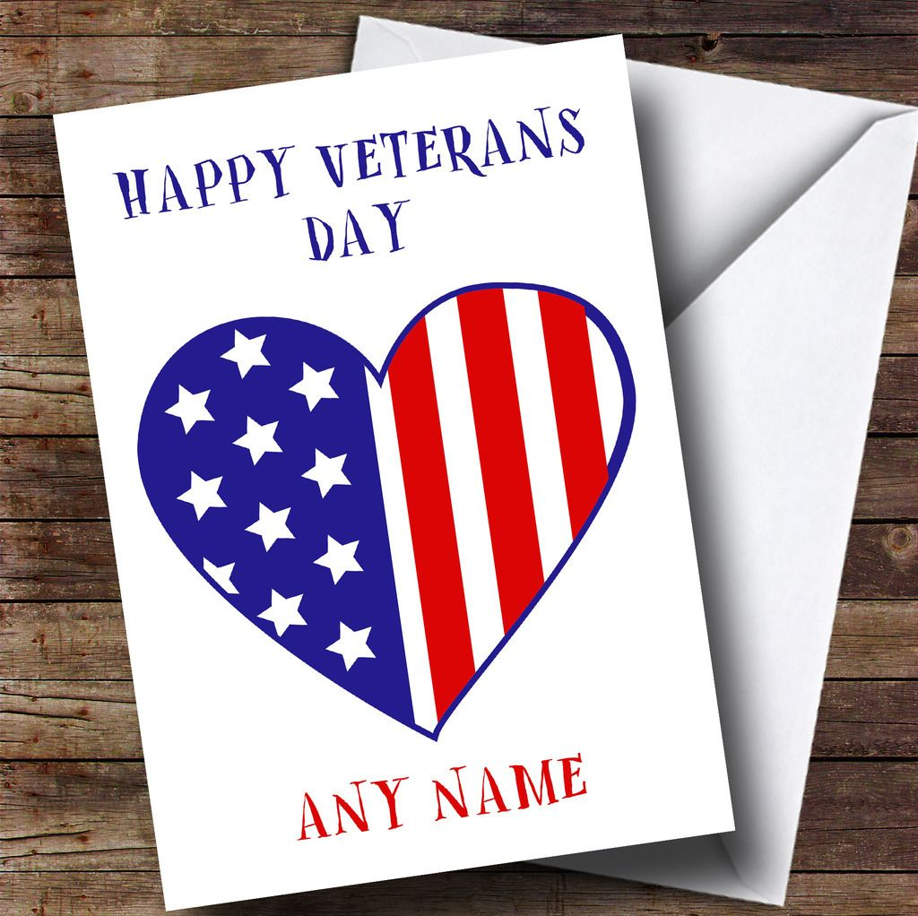 Veterans Day Cards For Kids.