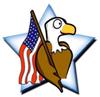 Veterans Day Clip Art Borders.