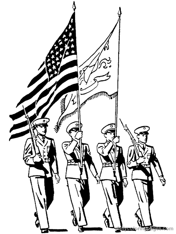 Free Veterans Day Clipart Black And White, Download Free.
