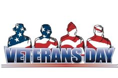 Free clip art of veterans day clipart border 7.