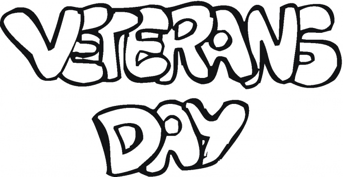 Happy Veterans Day Clip Art, Coloring Pages, Printable Cards.