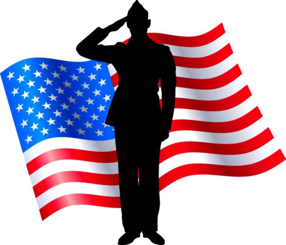 Veterans Day Parade Clip Art.
