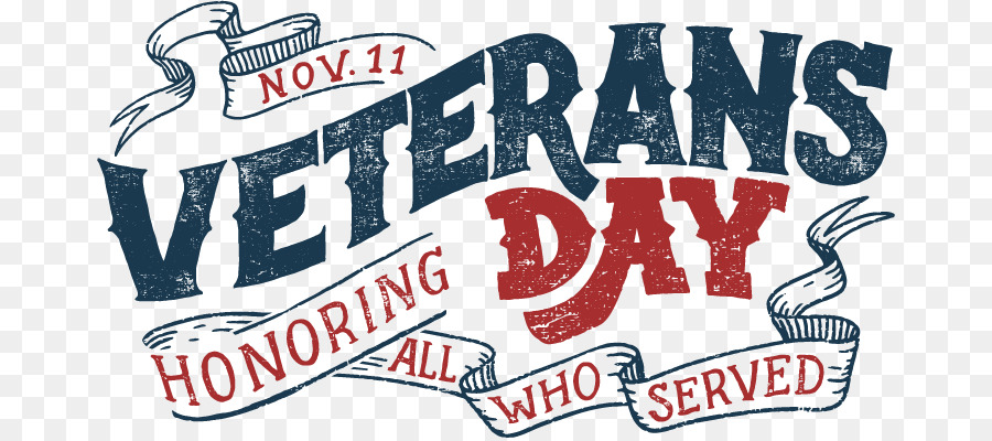 Veterans Day Banner Background png download.