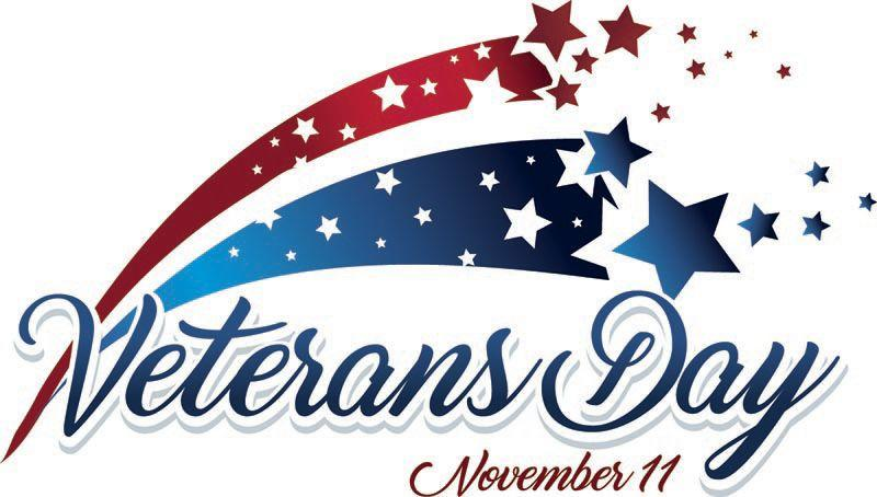 Veterans Day events this weekend to honor those who have.