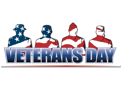 Veterans day Logos.