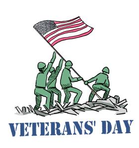 Veterans Day.