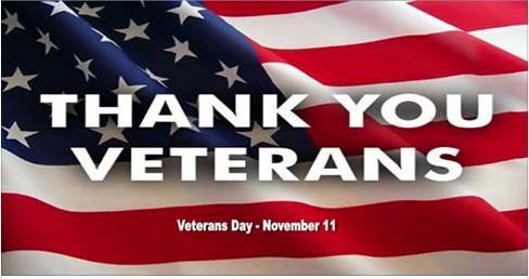 GRTC Offers Free Rides to Veterans on November 11.