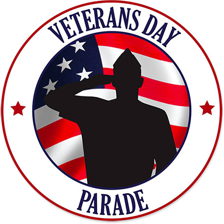Veterans clipart parade Transparent pictures on F.